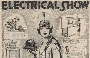 1927 NY Electrical Show