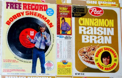 Bobby Sherman - Cinnamon Raisin Bran