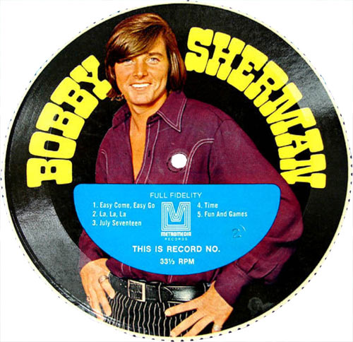 Bobby Sherman - Honey Comb