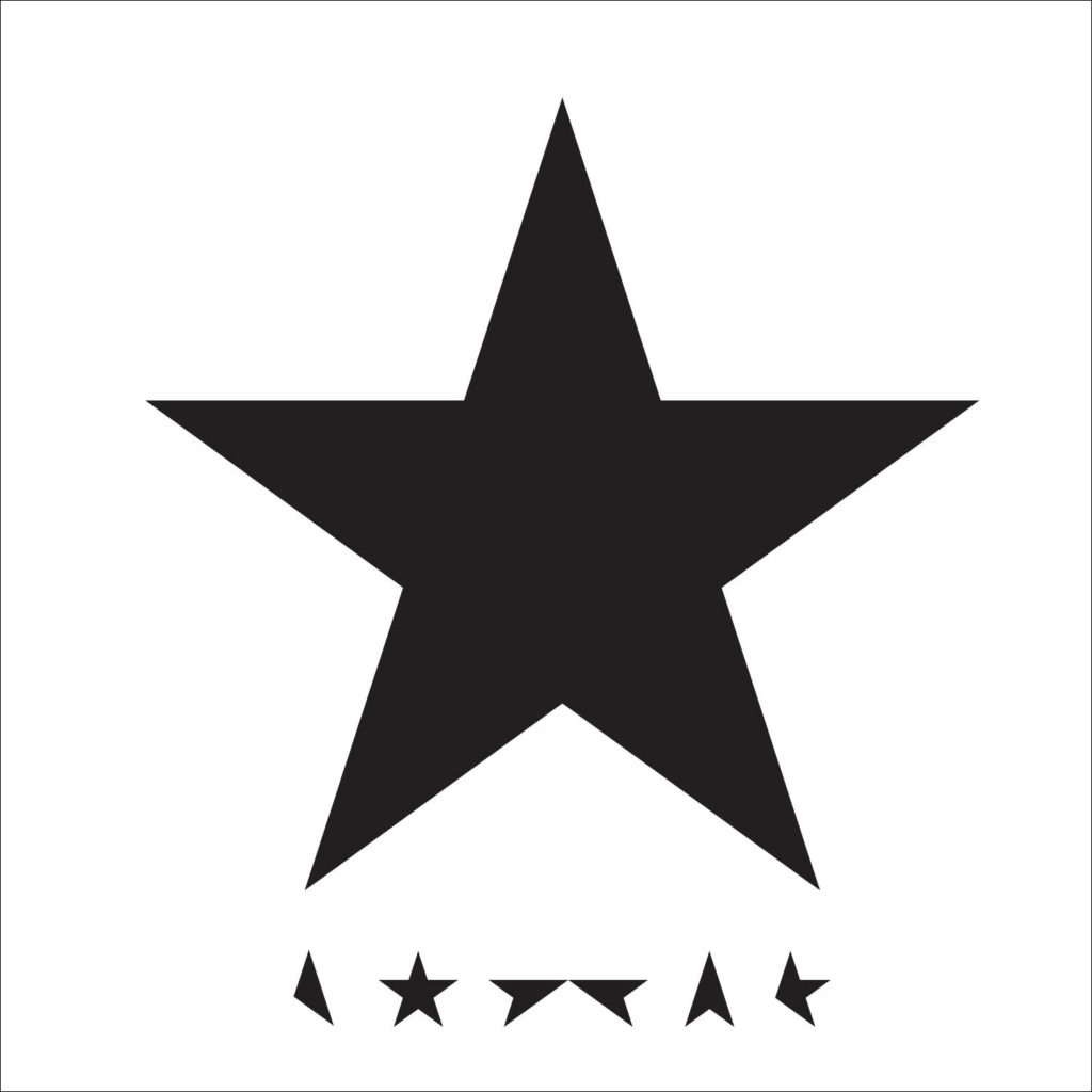 David Bowie - Blackstar vinyl
