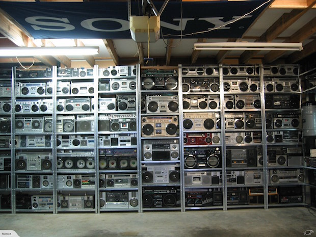 Boombox Collection