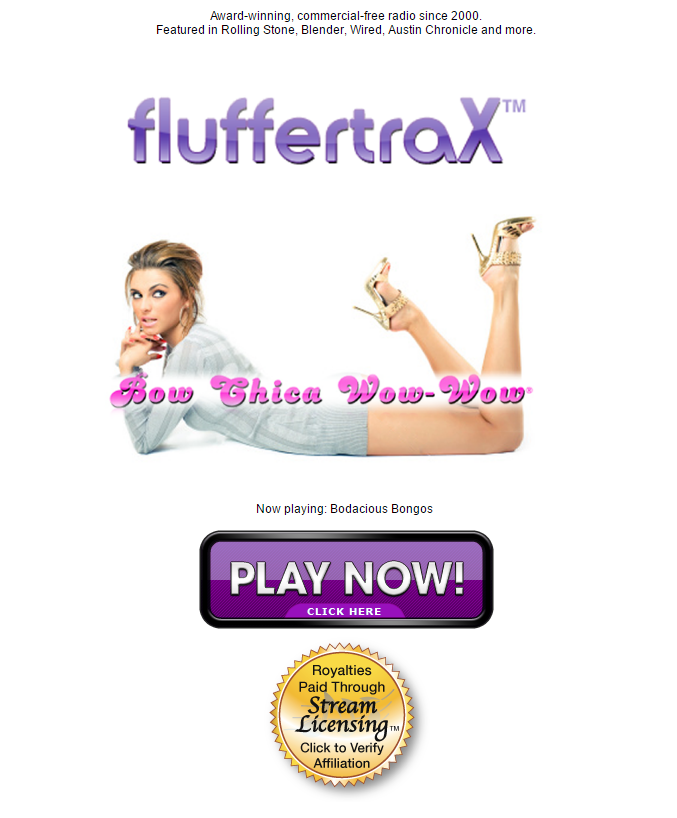 fluffertrax-home-page