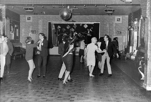 Beatles playing for 18 people, 1961
