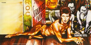 David Bowie-Diamond Dogs (Altered)