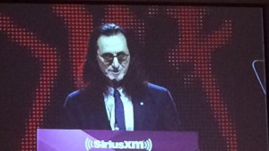 Geddy Lee (2015 Junos)