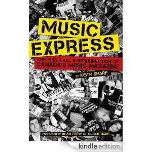Keith Sharp - Music Express