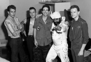Peter Singh, the Sikh Elvis