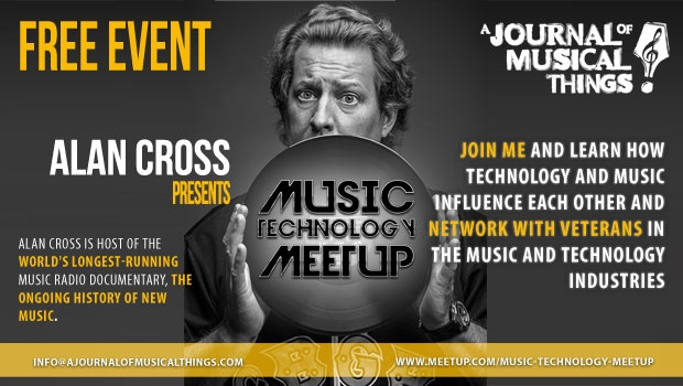 Music Tech MeetUp