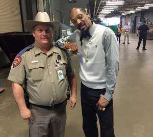 Snoop Dogg and Trooper Spears copy