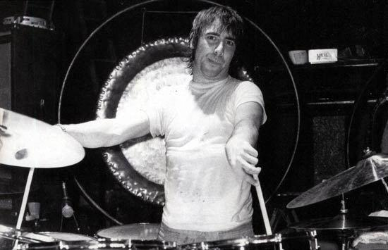 Who - Keith Moon - Gong