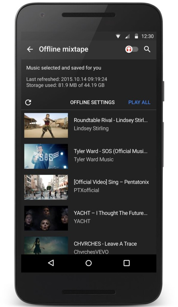 YouTube Music 4