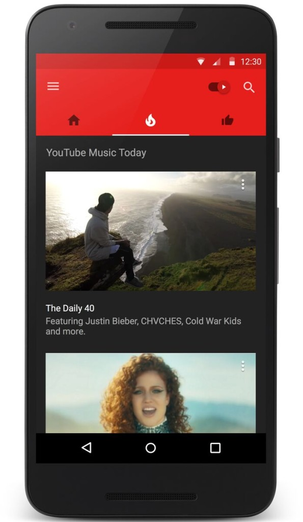 YouTube Music 6